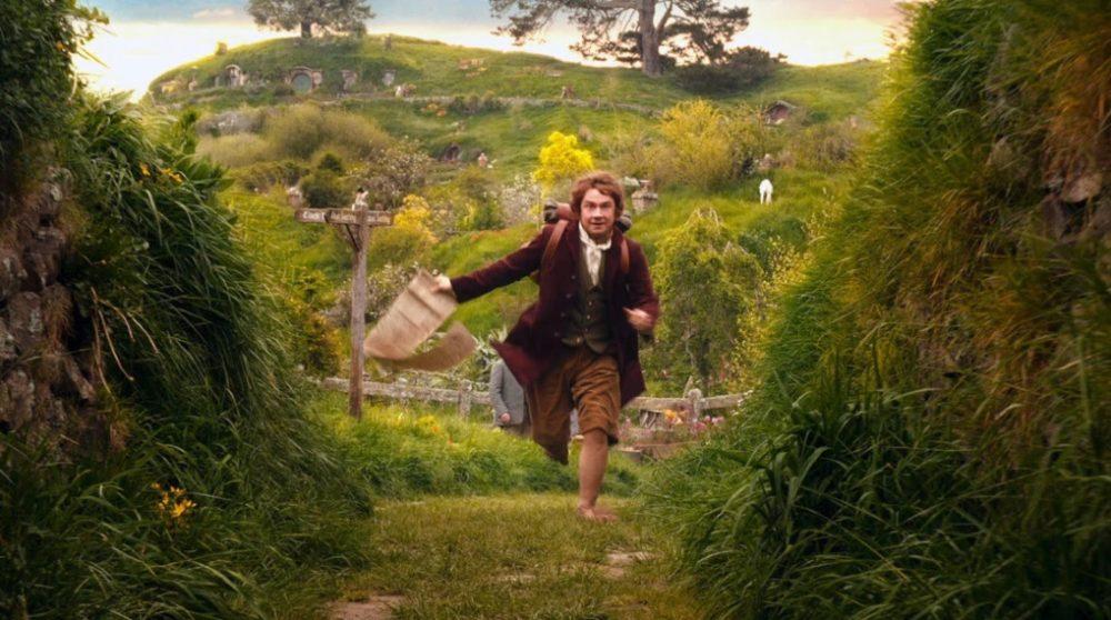 Ringenes herre serie New Zealand Amazon / Filmz.dk