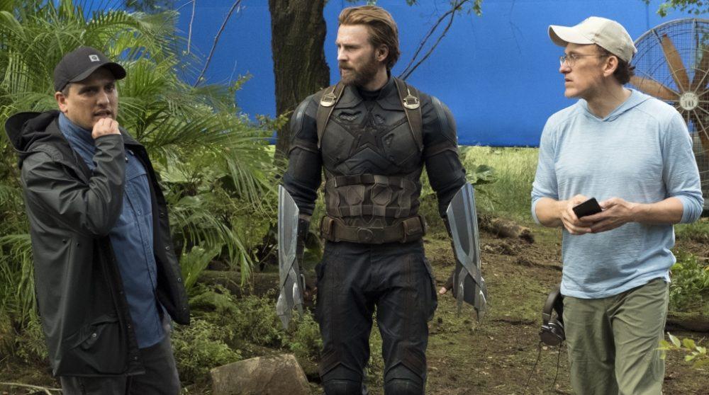 Russo Brødrene MCU Marvel comeback / Filmz.dk