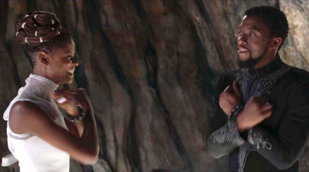 Shuri Black Panther Marvel bog / Filmz.dk