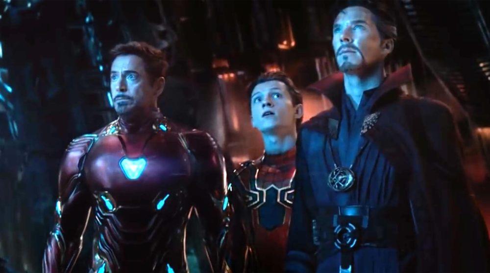 Spider-Man Avengers Endgame Russo MCU exit / Filmz.dk