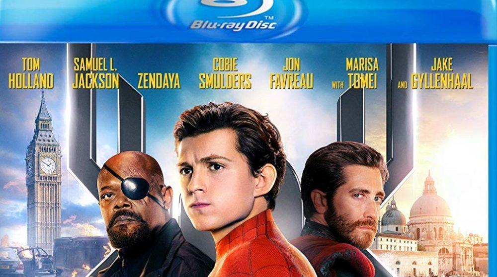 Spider-Man Far From Home hjemmebiograf blu-ray / Filmz.dk