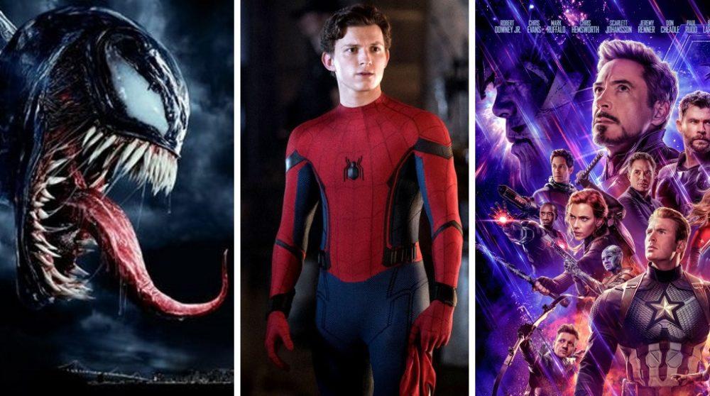 Spider-Man to universer MCU Sony / Filmz.dk