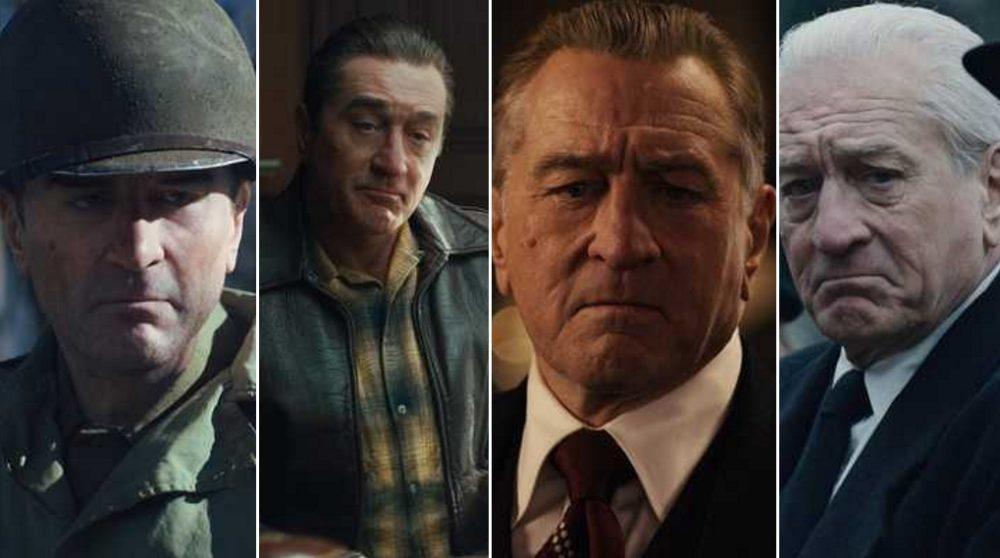 The Irishman trailer Robert De Niro / Filmz.dk