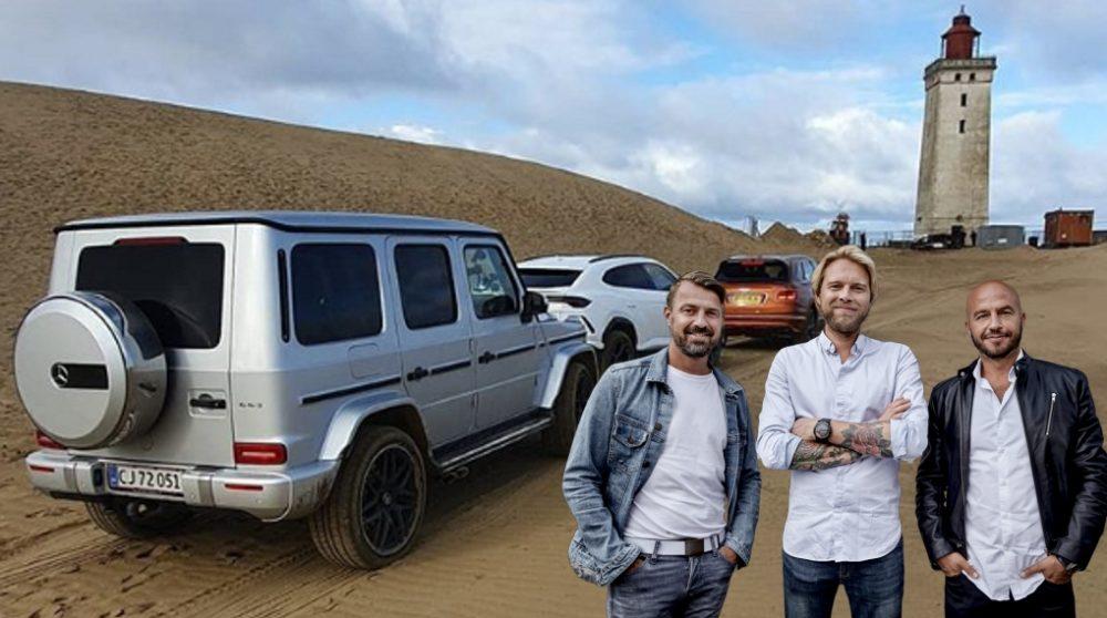Top Gear Danmark politiet / Filmz.dk