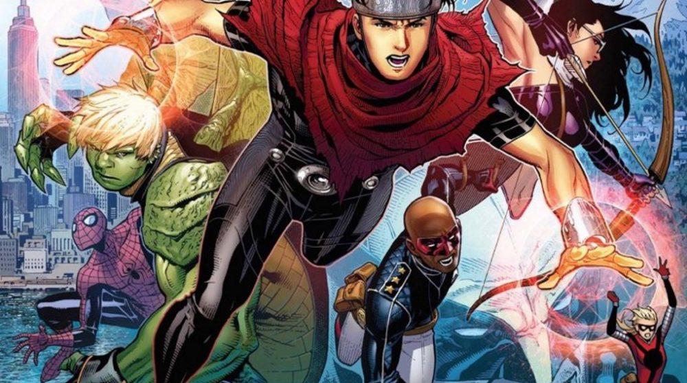 Young Avengers MCU serie Disney Plus / Filmz.dk