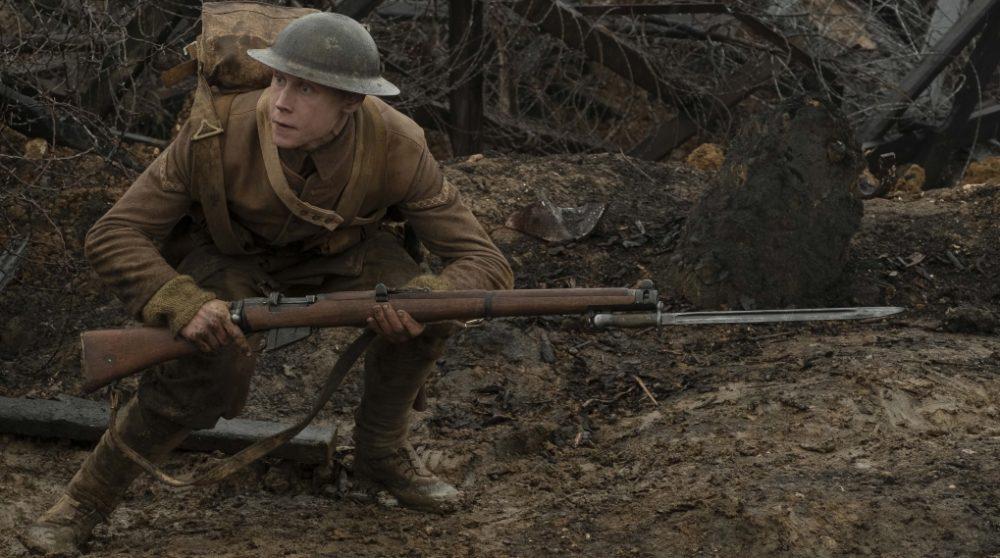 1917 trailer første verdenskrig film / Filmz.dk