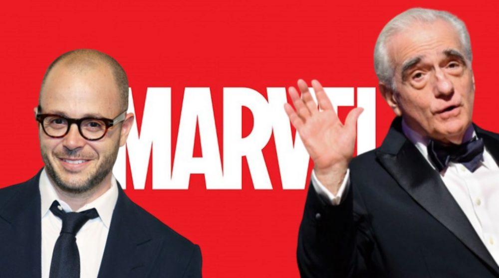 Damon Lindelof Martin Scorsese Marvel / Filmz.dk