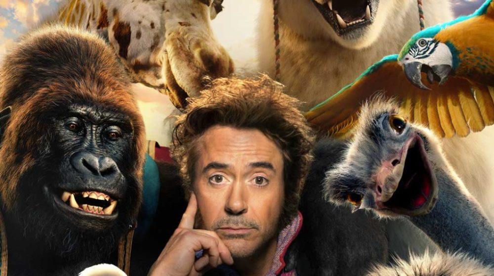Dolittle trailer Robert Downey Jr. / Filmz.dk