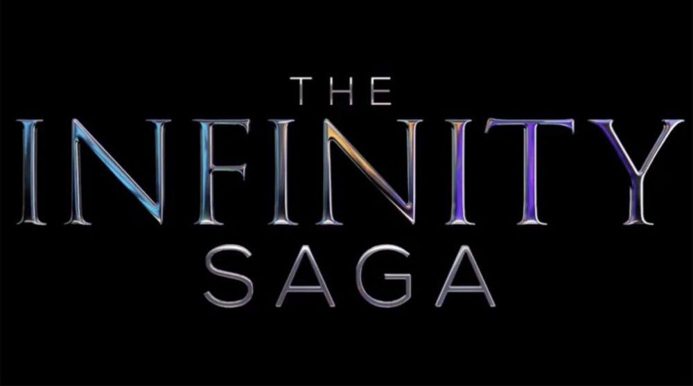 Infinity Saga MCU Marvel boks blu-ray / Filmz.dk