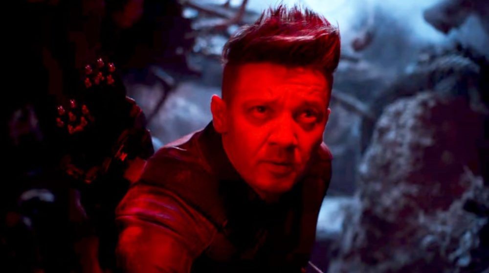 Jeremy Renner Marvel Hawkeye sag Disney / Filmz.dk