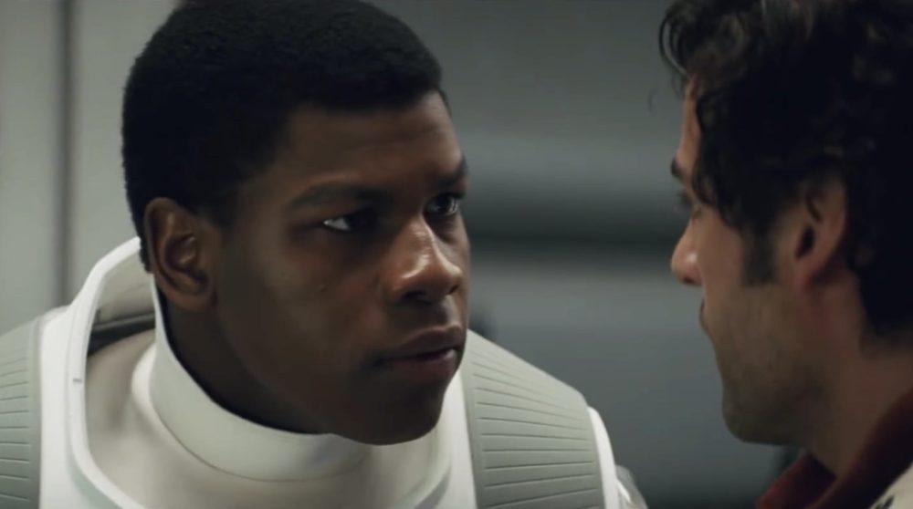 John Boyega trailer Star Wars The Rise of Skywalker / Filmz.dk