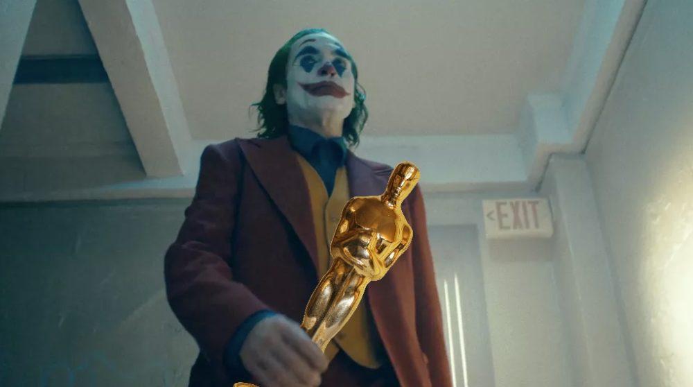 Joker Oscar forbudt vinder alt / Filmz.dk