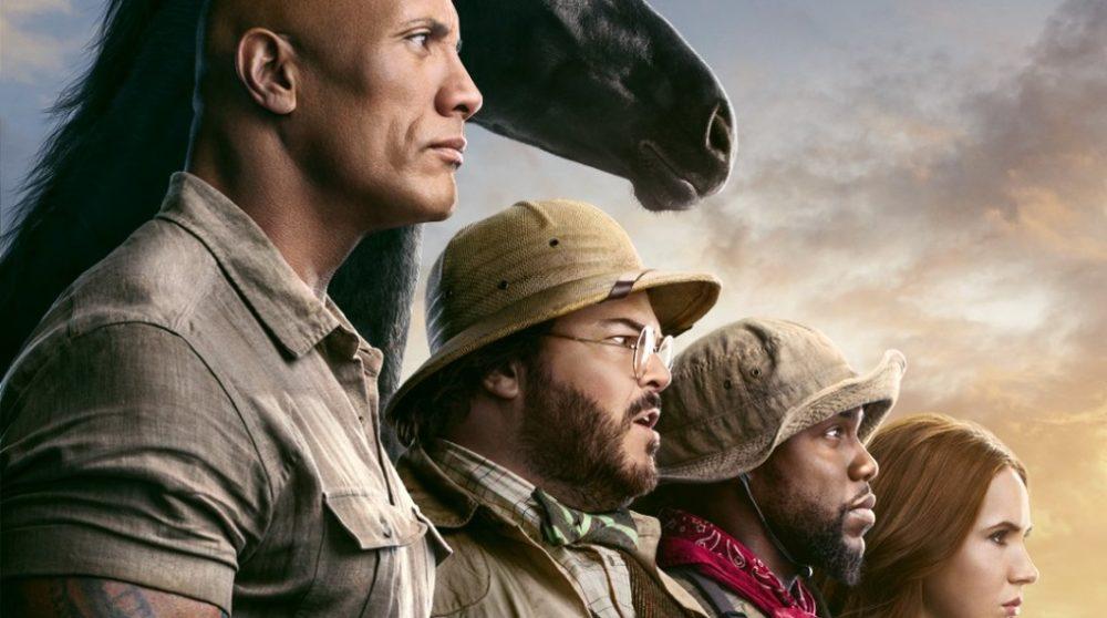 Jumanji The Next Level ny sidste trailer premieredato / Filmz.dk