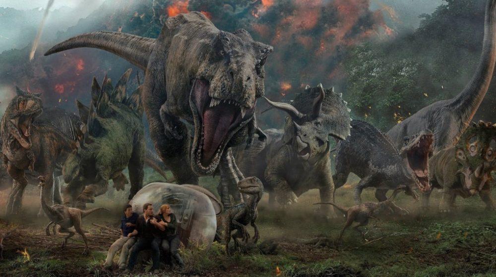 Jurassic World 3 hovedrolle / Filmz.dk