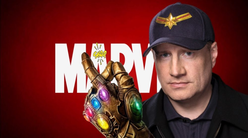 Kevin Feige Marvel forfremmes chef / Filmz.dk