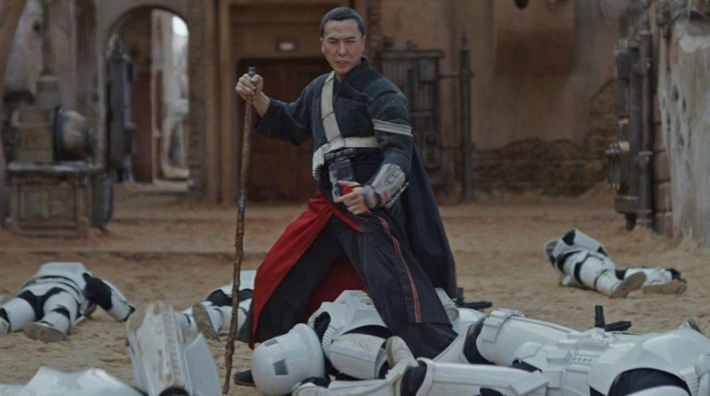 Kinesisk Star Wars helt Kina / Filmz.dk