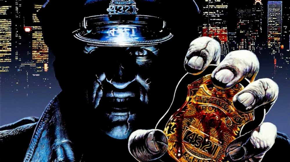 Maniac Cop Nicolas Winding Refn serie / Filmz.dk