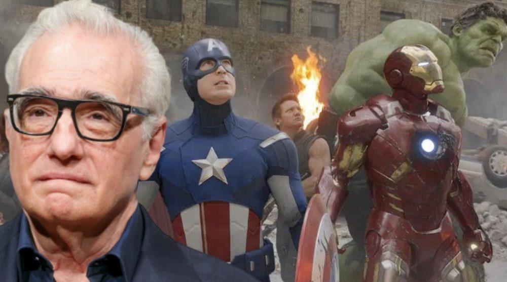 Martin Scorsese kritik Marvel / Filmz.dk