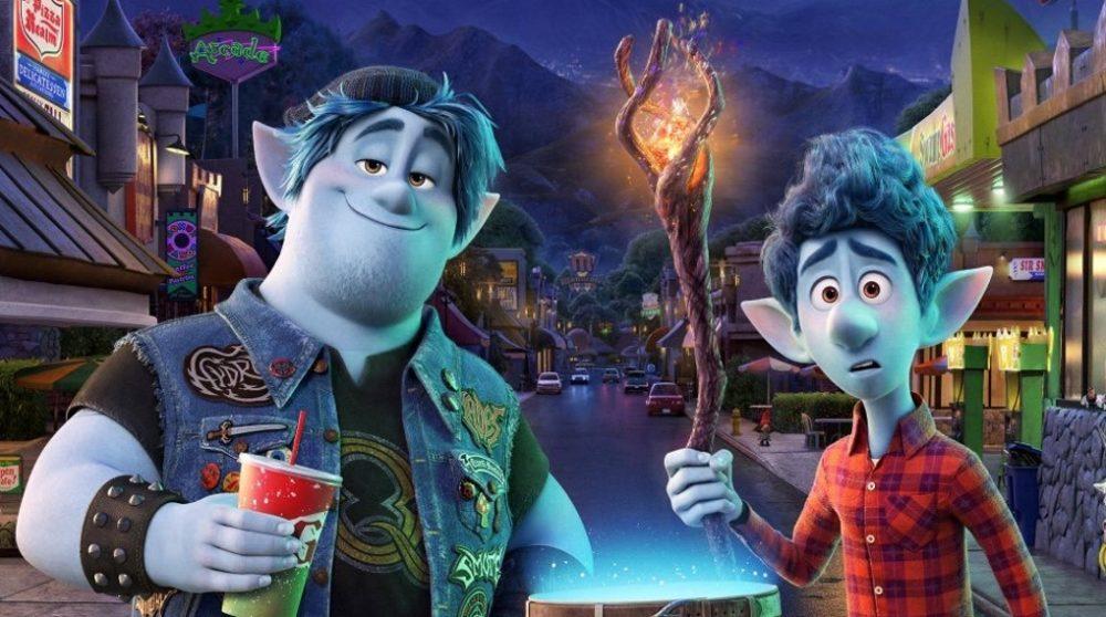 Onward Fremad Pixar trailer / Filmz.dk