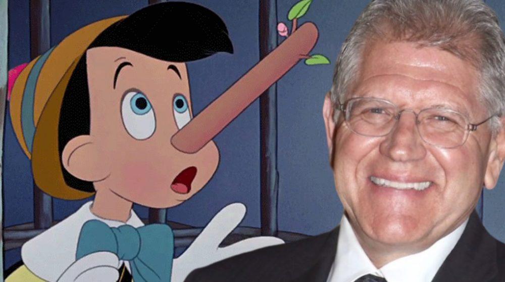 Pinocchio Robert Zemeckis / Filmz.dk