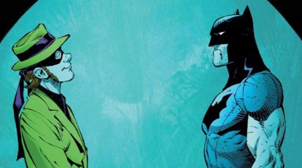 Riddler Jonah Hill dropper The Batman / Filmz.dk