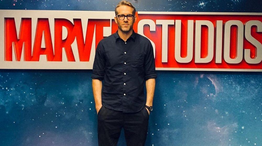 Ryan Reynolds Marvel Studios møde Deadpool 3 / Filmz.dk