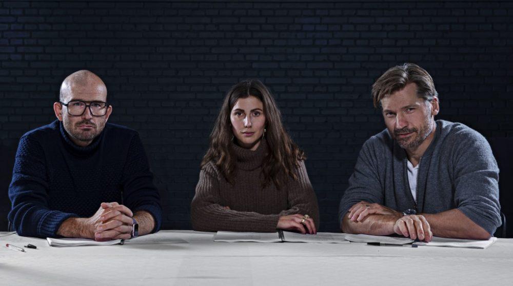 Smagen af Sult Christoffer Boe Nikolaj Coster-Waldau / Filmz.dk