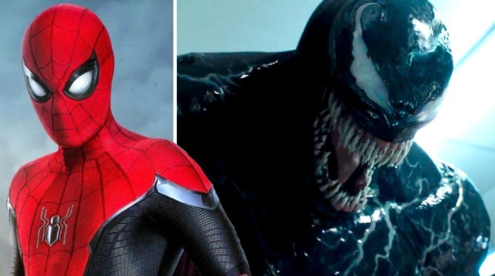 Spider-Man Venom møde / Filmz.dk