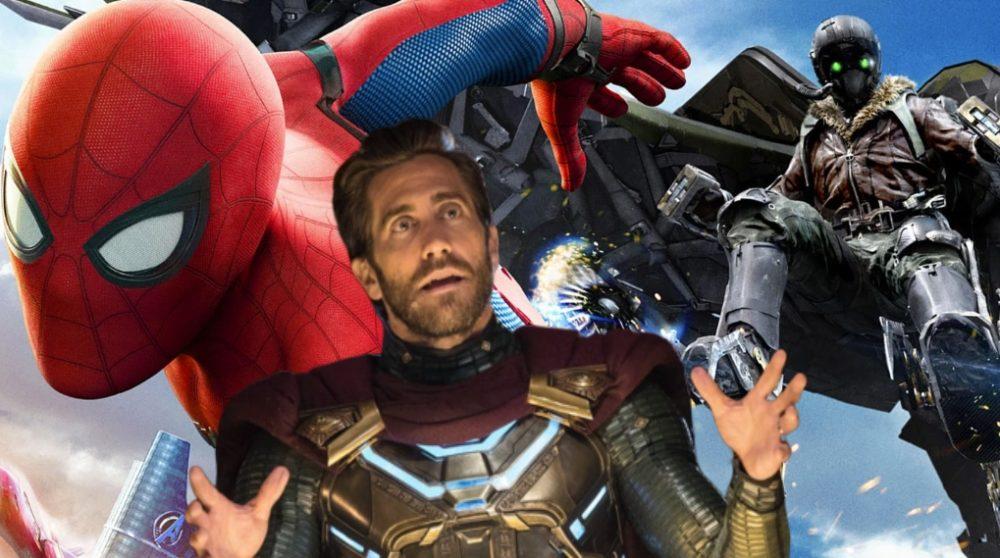 Spider-Man Sinister Six fremtid / Filmz.dk