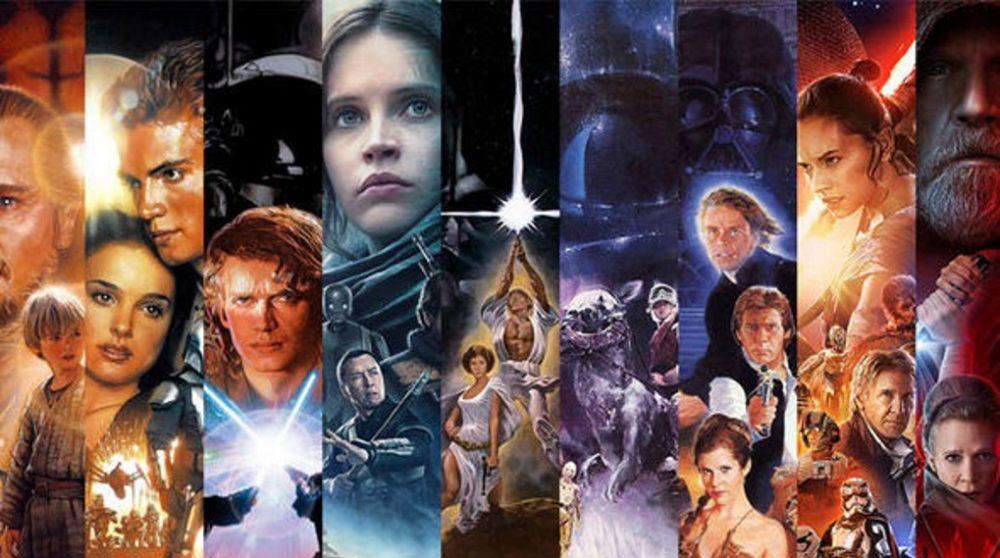 Star Wars maraton biograf / Filmz.dk