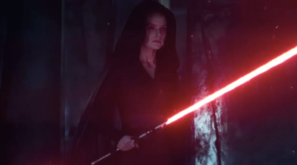 Star Wars The Rise of Skywalker trailer / Filmz.dk