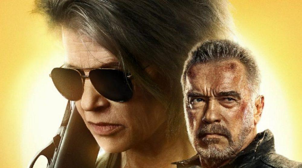 Terminator Dark Fate reaktioner / Filmz.dk