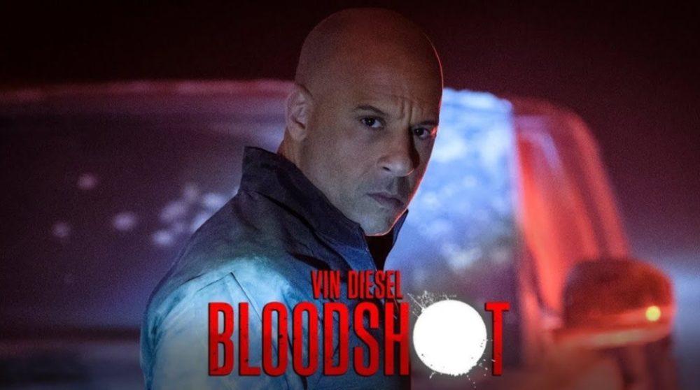 Vin Diesel Bloodshot trailer / Filmz.dk