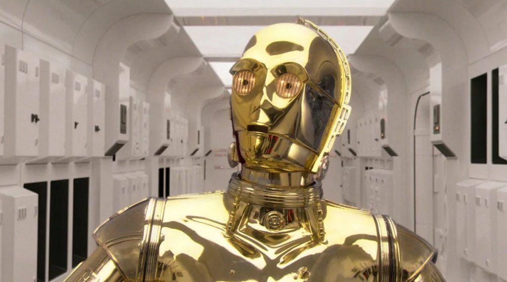 C-3PO Anthony Daniels skuffet fans Star Wars ny trilogi / Filmz.dk