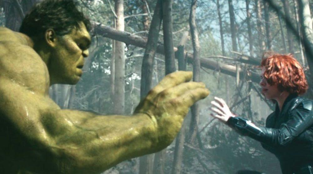 Avengers Infinity War slettet scene Hulk Black Widow / Filmz.dk
