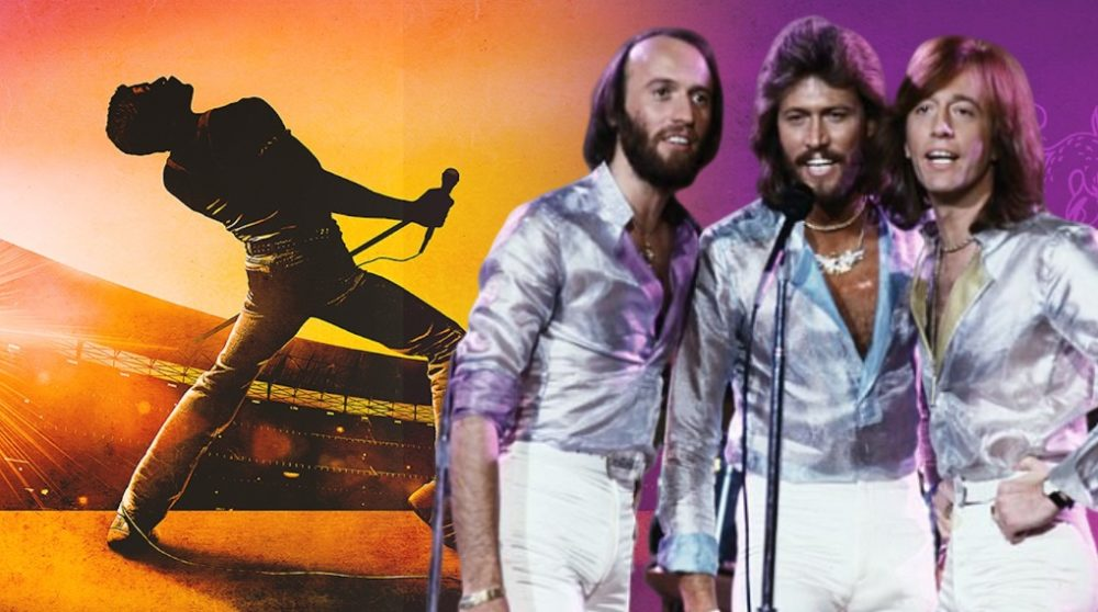 Bee Gees film Bohemian Rhapsody / Filmz.dk