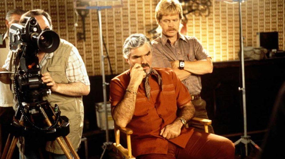 Burt Reynolds cgi rolle genoplive selskab / Filmz.dk