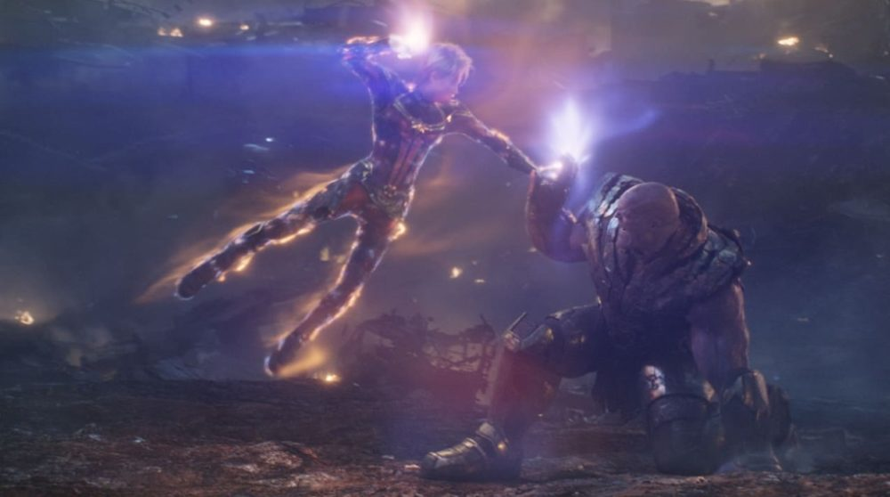 Captain Marvel reshoots Avengers Endgame / Filmz.dk