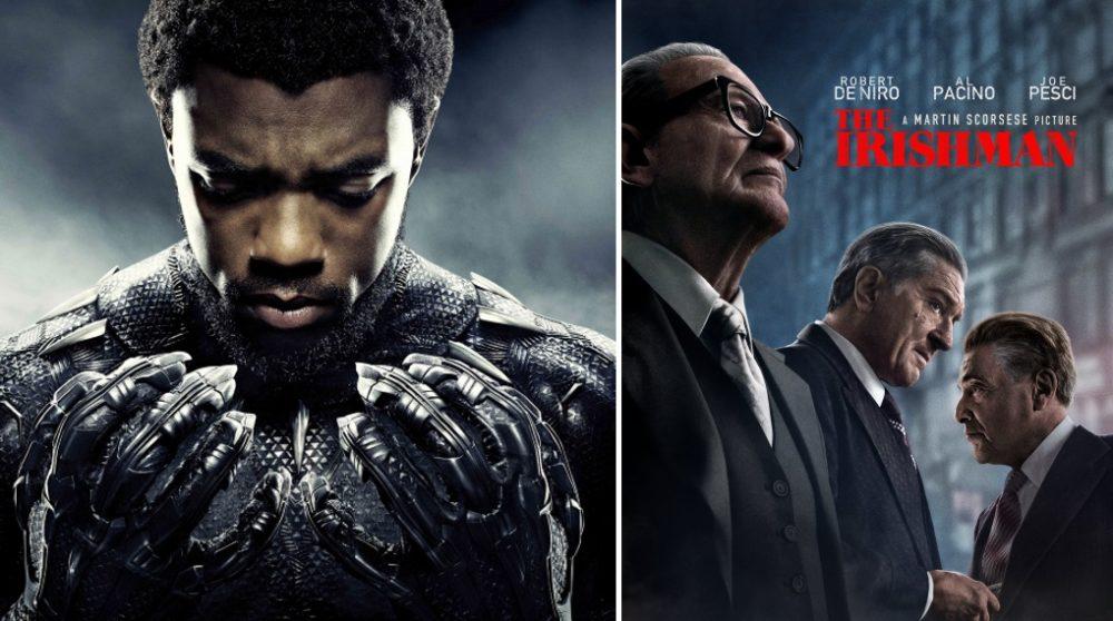 Chadwick Boseman Marvel kritik Martin Scorsese The Irishman Oscar / Filmz.dk