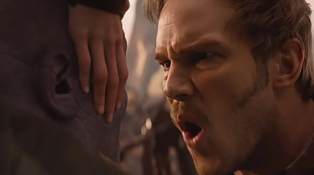 Chris Pratt The Tomorrow War billede / Filmz.dk