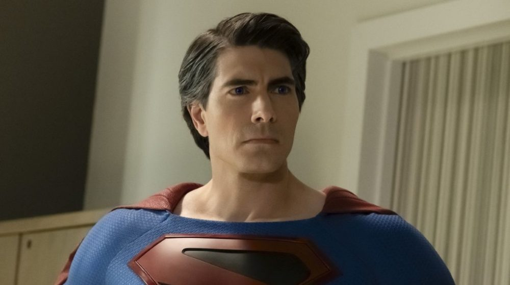 Crisis on Infinite Earths Superman trailer / Filmz.dk