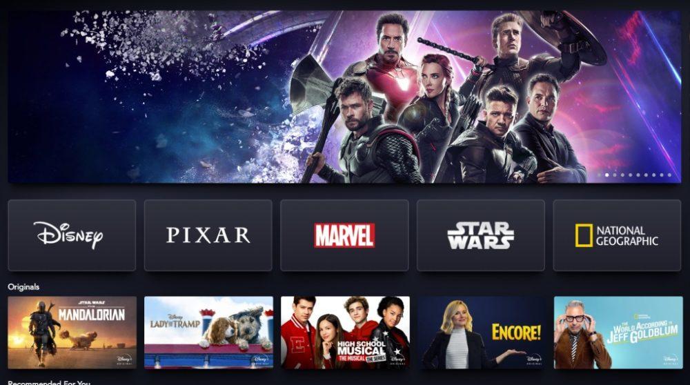Disney+ brugere succes abonnenter / Filmz.dk