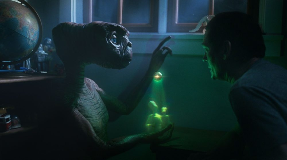 E.T. kortfilm / Filmz.dk