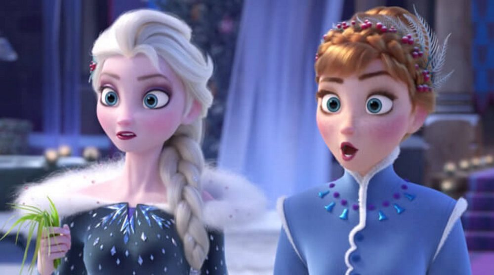 Frozen Frost 2 rekord premiere / Filmz.dk