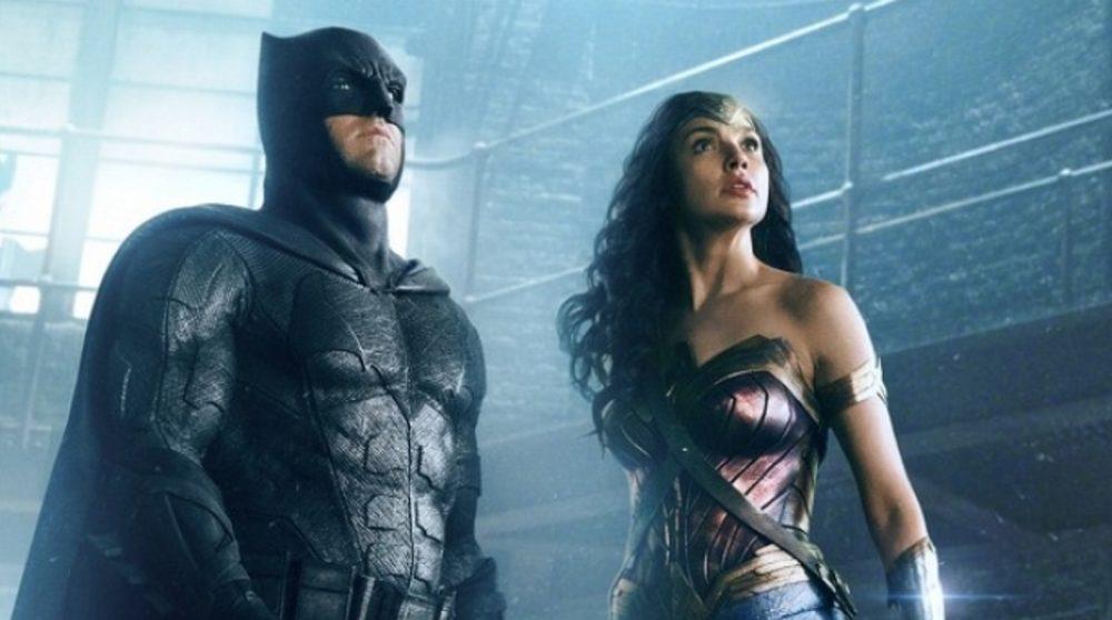 Gal Gadot Ben Affleck Justice League Snyder Cut / Filmz.dk