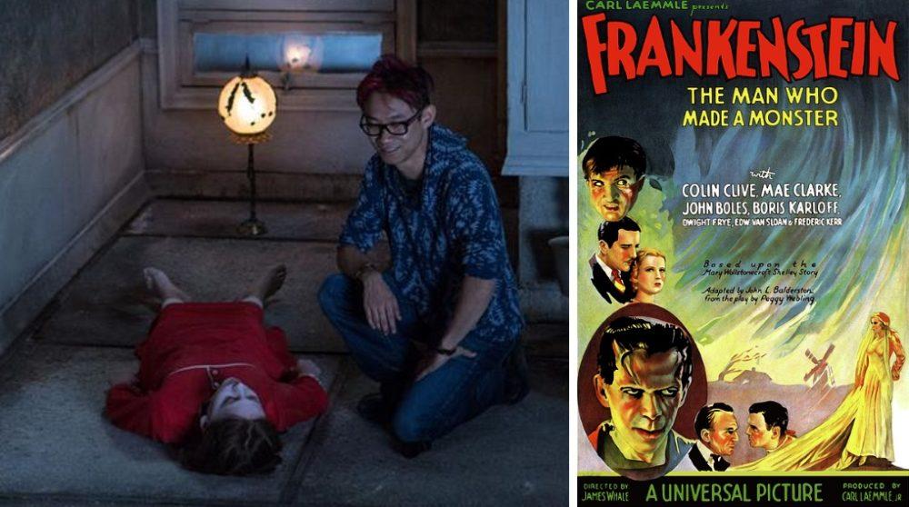 James Wan Frankenstein film / Filmz.dk