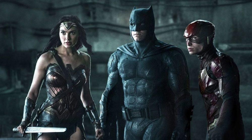 Justice League Snyder Cut dc films / Filmz.dk