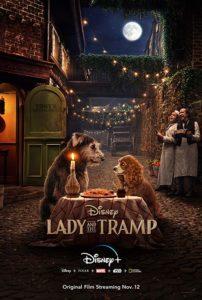 Lady og Vagabonden 2019 Disney Plus anmeldelse / Filmz.dk