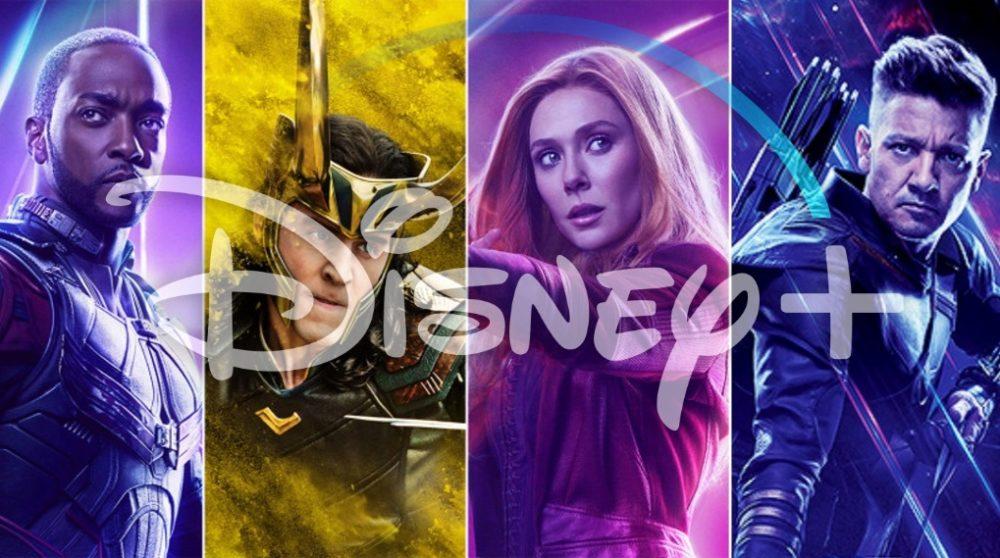 MCU Marvel Disney Plus Kevin Feige / Filmz.dk