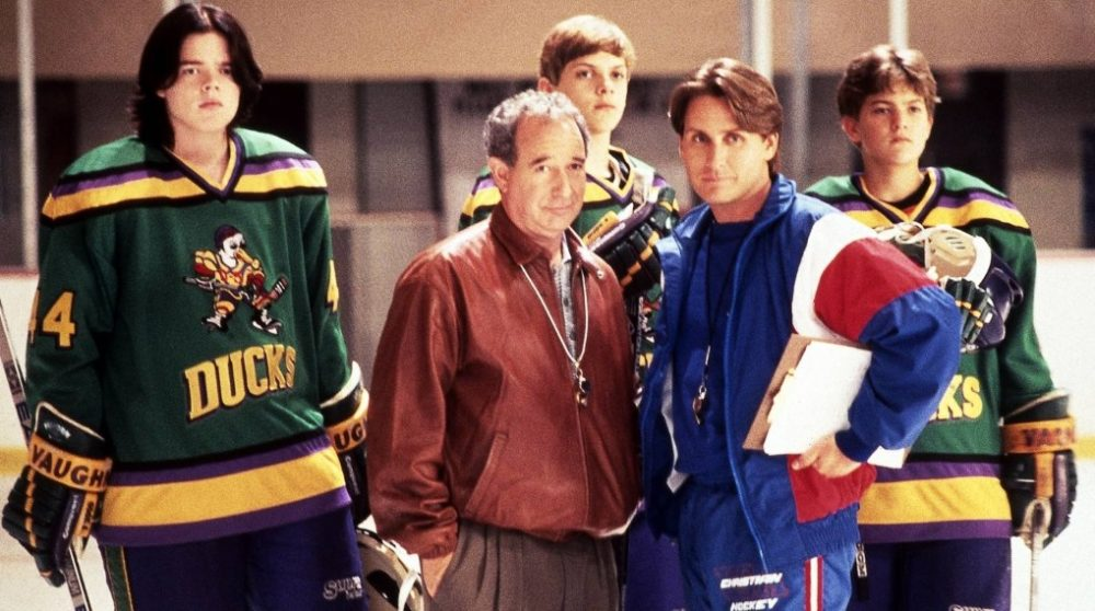 Mighty Ducks serie Disney Plus / Filmz.dk